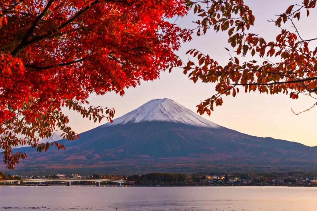 ไปชมวิวธรรมชาติสวยงามสุดประทับใจของฤดูใบไม้เปลี่ยนสีที่ญี่ปุ่น 2015