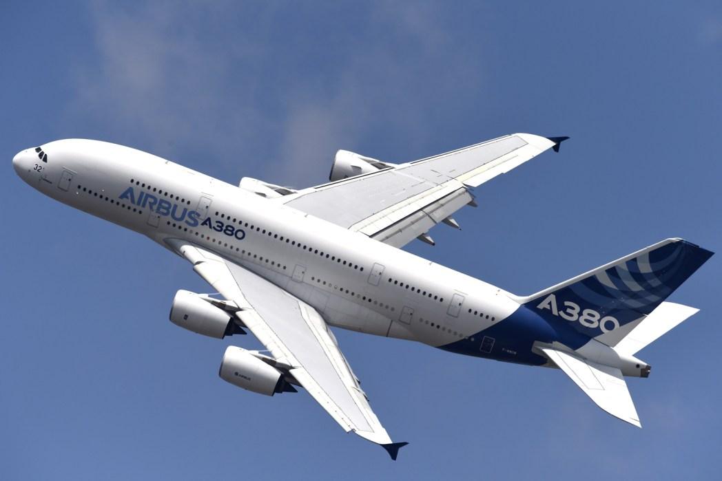 Airbus A380 คืออะไร