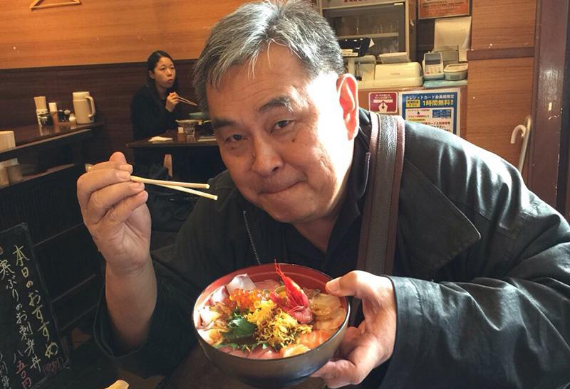 ลุงอ้วน แนะนำอาหารกรุงเทพ