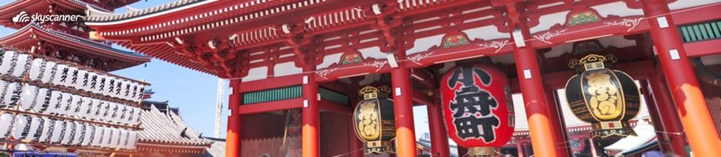 รวมสุดยอดสถานที่เที่ยวฮ็อตฮิต น่าไปเยือนของมหานครโตเกียว แดนซามูไร