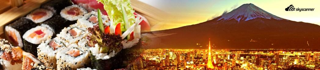 บุกถิ่นซากุระ เจาะลึกย่านท่องเที่ยวและแนะนำร้านอาหารในโตเกียวแสนอร่อย