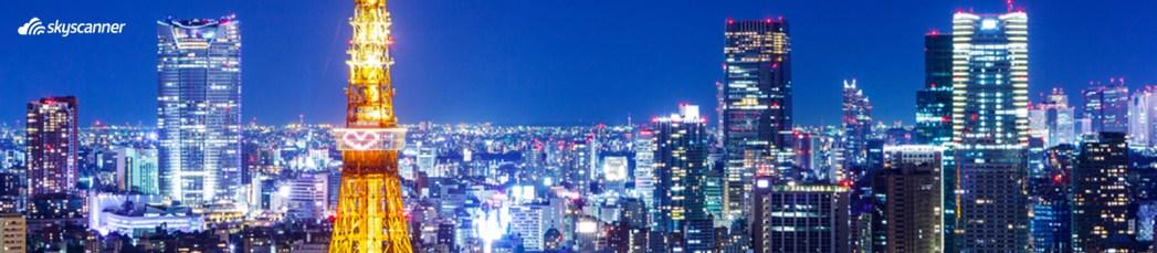 ตะลุยแหล่งช้อปปิ้งสุดฮิตในโตเกียว ชินจูกุ ฮาราจูกุ ชิบูย่า และย่านร้านค้าชื่อดัง