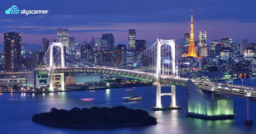 โอไดบะ โตเกียว