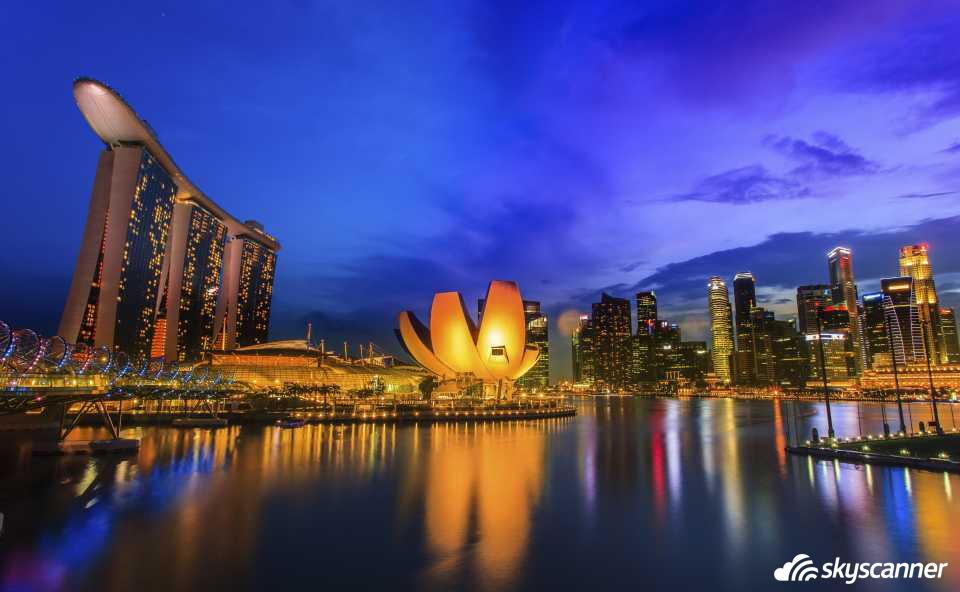 ไปสิงคโปร์