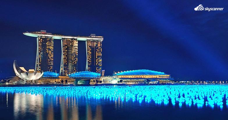 Marina Bay Sands สิงคโปร์