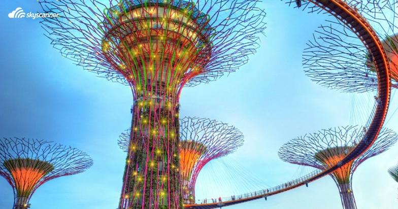 Marina Bay สิงคโปร์