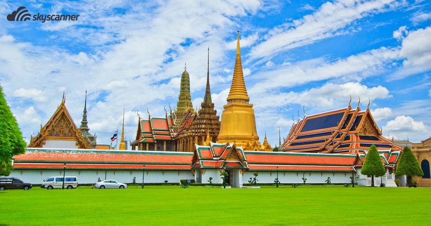 Wat Phra Keaw, Bangkok, Thailand