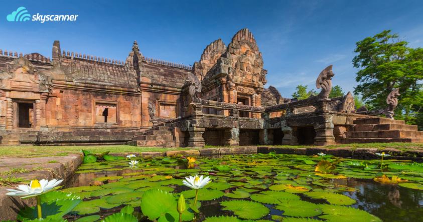 Phanomrung, Buriram, Thailand