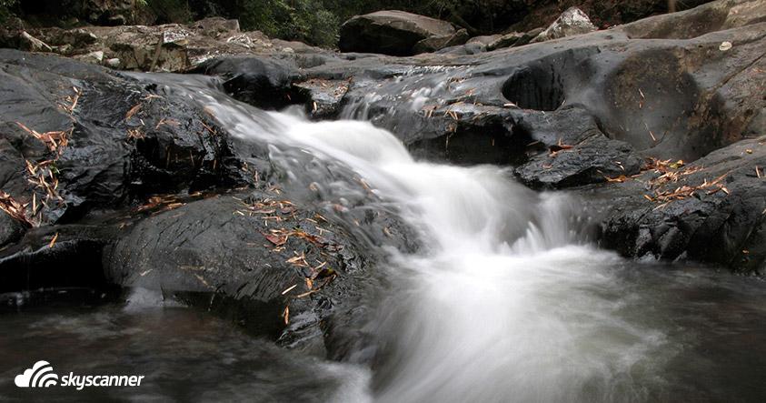 น้ำตกป่าละอู อุทยานแห่งชาติแก่งกระจาน
