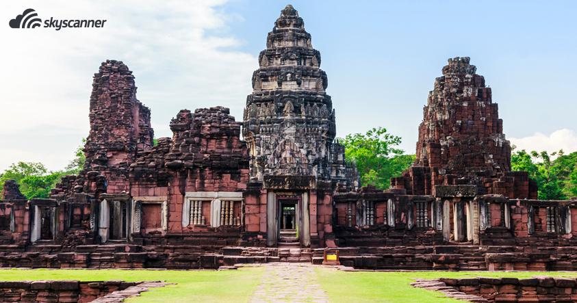 Pimai Castle, Nakhon Ratchasrima, Thailand