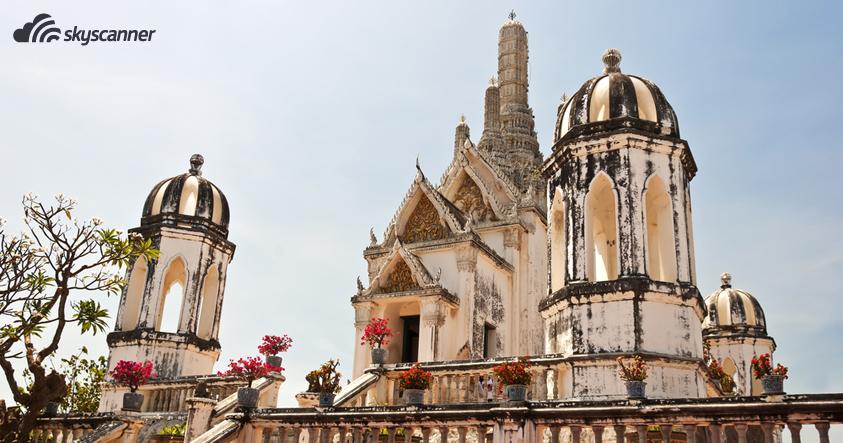 Phra Nakhon Khiri, Petchaburi, Thailand