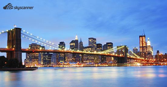 สะพานบรู้คลิน (Brooklyn Bridge)