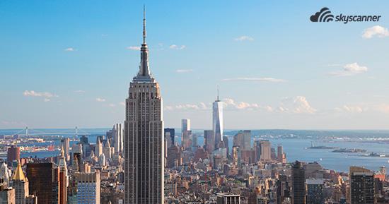 ตึกเอ็มไพร์สเตต (Empire State Building)