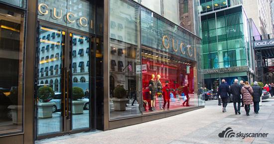 ฟิฟท์ อเวนิว (Fifth Avenue)