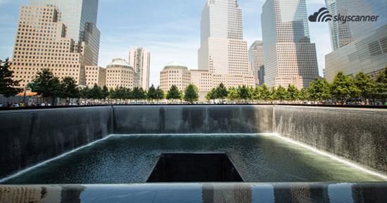 อนุสรณ์สถานกราวน์ ซีโร่ (Ground Zero)